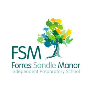 Forres Sandle Manor logo