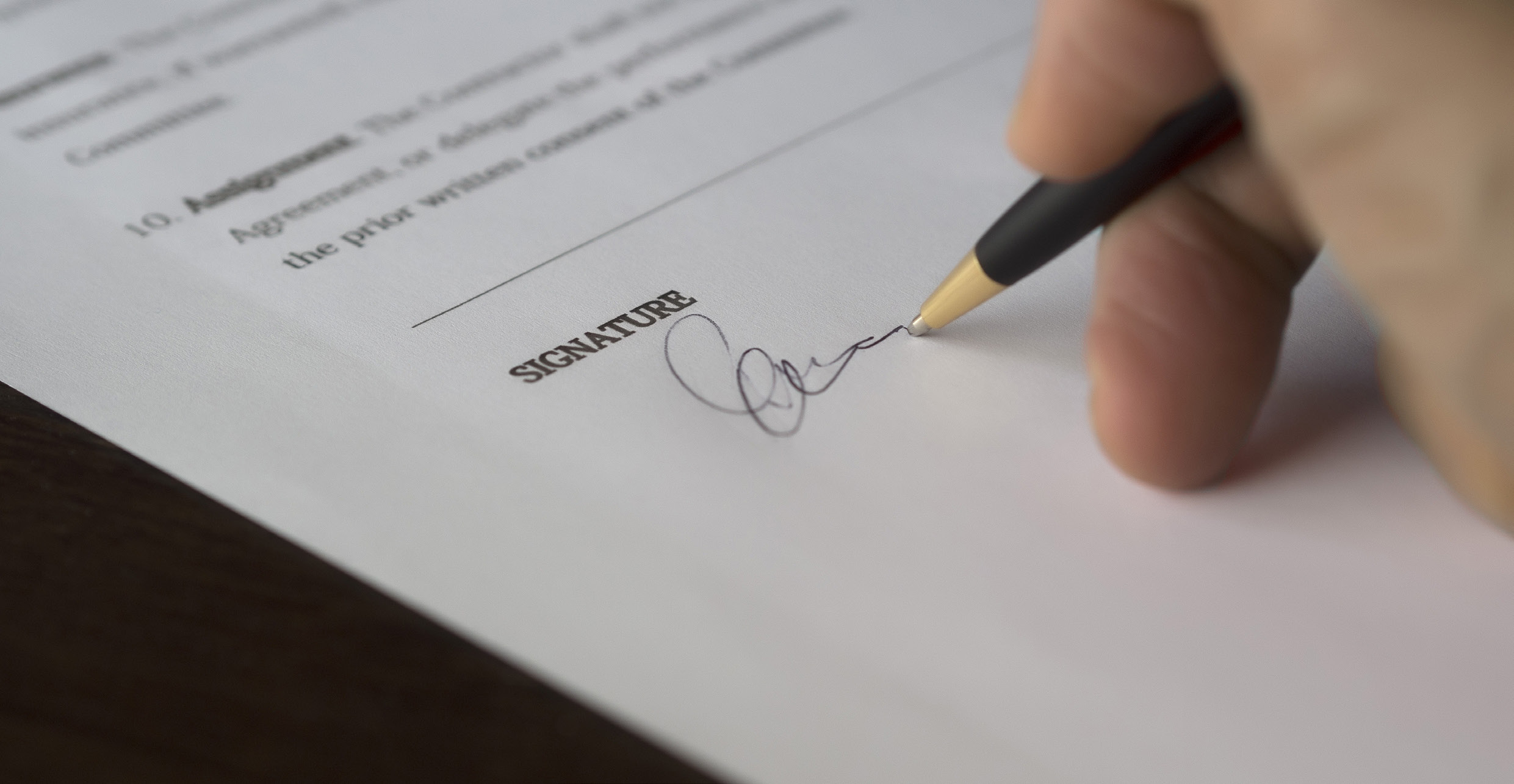Is the contract you have entered too good to be true?